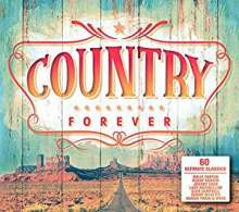 Country Forever (60 Ultimate Classics), 3 CDs