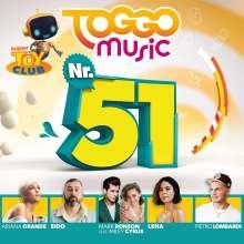Toggo Music 51, CD