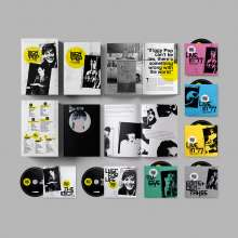 Iggy Pop: The Bowie Years (Limited Edition Box), 7 CDs und 1 Buch