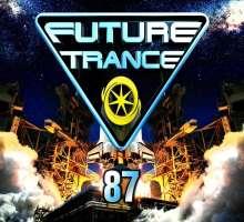 Future Trance 87, 3 CDs