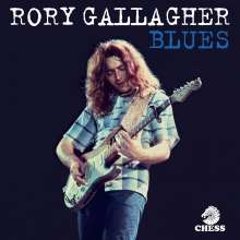 Rory Gallagher: Blues, CD