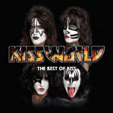 Kiss: Kissworld - The Best Of Kiss, CD