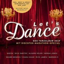 Let's Dance: Das Tanzalbum 2019, 2 CDs