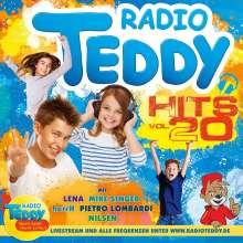 Radio Teddy Hits Vol. 20, CD