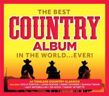 Best Country Album In The World Ever!, 3 CDs