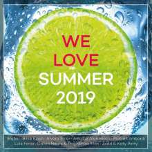 We Love Summer 2019, 2 CDs