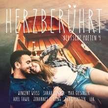 Herzberührt - Deutsche Poeten 4, 2 CDs