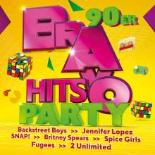 Bravo Hits Party - 90er, 3 CDs