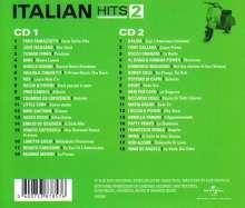 Italian Hits 2, 2 CDs