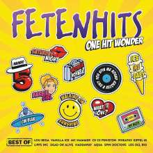 Fetenhits: One Hit Wonder (Best Of), 3 CDs