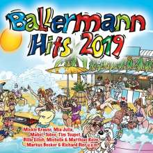 Ballermann Hits 2019, 2 CDs