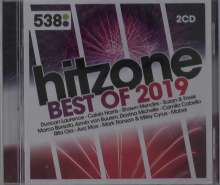 Hitzone: Best Of 2019, 2 CDs
