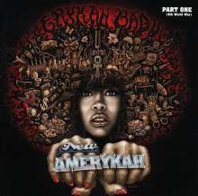 Erykah Badu: New Amerykah Part One, CD