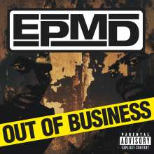 EPMD: Out Of Business, CD