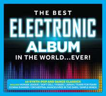 The Best Electronic Album Ever, 3 CDs