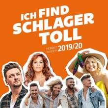Ich find Schlager toll - Herbst/Winter 2019/20, 2 CDs