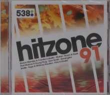Hitzone 91, CD