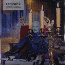 Michel Magne: Filmmusik: Fantomas (O.S.T.), LP