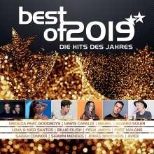 Best Of 2019 - Hits des Jahres, 2 CDs