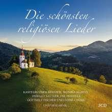 Die schönsten religiösen Lieder, 3 CDs