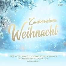 Zauberschöne Weihnacht, 3 CDs