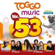 Toggo Music 53, CD