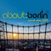 About: Berlin 23 Sunset Vibes 2019, 2 CDs