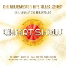 Die ultimative Chartshow - die beliebtesten Hits, 2 CDs