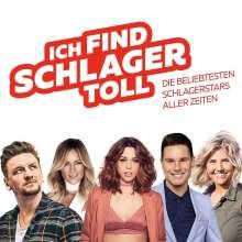 Ich find Schlager toll - Die beliebtesten Schlagerstars aller Zeiten, 3 CDs