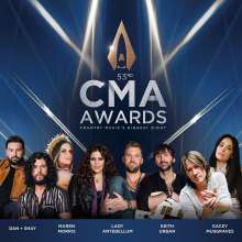 Country Music Awards 2019: Country Music's Biggest Night, CD