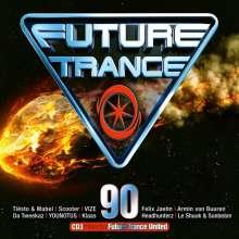 Future Trance 90, 3 CDs