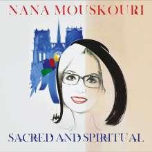 Nana Mouskouri: Sacred And Spiritual, CD