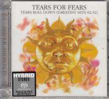 Tears For Fears: Tears Roll Down: Greatest Hits 82 - 92  (Limited & Numbered Edition) (Hybrid SACD), Super Audio CD