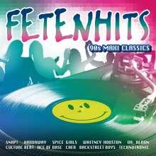 Fetenhits 90s Maxi Classics, 3 CDs