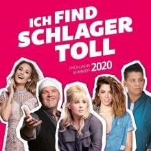 Ich find Schlager toll - Frühjahr/Sommer 2020, 2 CDs