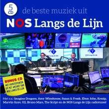 """De Beste Muziek Uit """"Langs De Lijn"""", 5 CDs"""