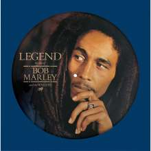 Bob Marley (1945-1981): Legend - The Best Of Bob Marley And The Wailers (Picture Disc), LP