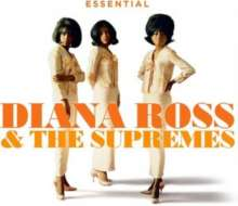 Diana Ross: Essential Diana Ross & The Supremes, 3 CDs