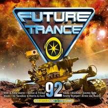 Future Trance 92, 3 CDs