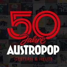 50 Jahre Austropop: Gestern & Heute, 2 CDs