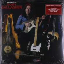 Rory Gallagher: The Best Of (Limited Edition) (Clear Vinyl), 2 LPs