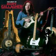 Rory Gallagher: The Best Of Rory Gallagher, CD