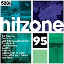 Hitzone 95, CD