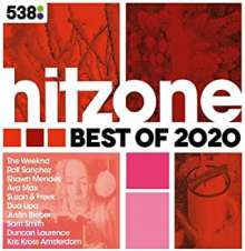 Hitzone: Best Of 2020, 2 CDs