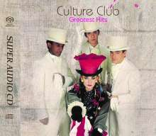 Culture Club: Greatest Hits (Limited Numbered Edition), Super Audio CD