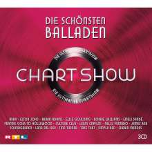 Die ultimative Chartshow: Die schönsten Balladen, 3 CDs