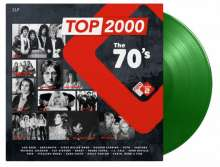 Top 2000 - The 70's (180g) (Limited Numbered Edition) (Green Vinyl), 2 LPs