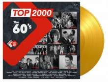 Top 2000 - The 60's (180g) (Limited Numbered Edition) (Yellow Vinyl), 2 LPs