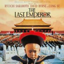 Filmmusik: The Last Emperor (180g), LP