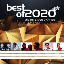 Best Of 2020: Die Hits des Jahres, 2 CDs